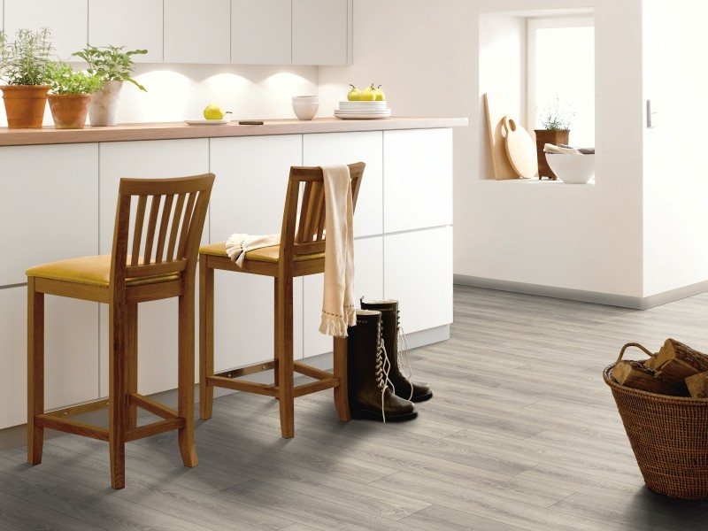 Cottage 11mm - Mountain Grey Oak 1087
