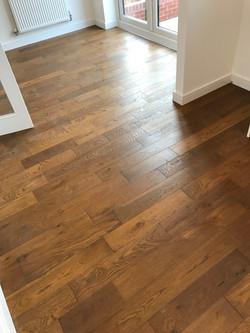 Copper Oak QF4 Matt UV 1304 125mm