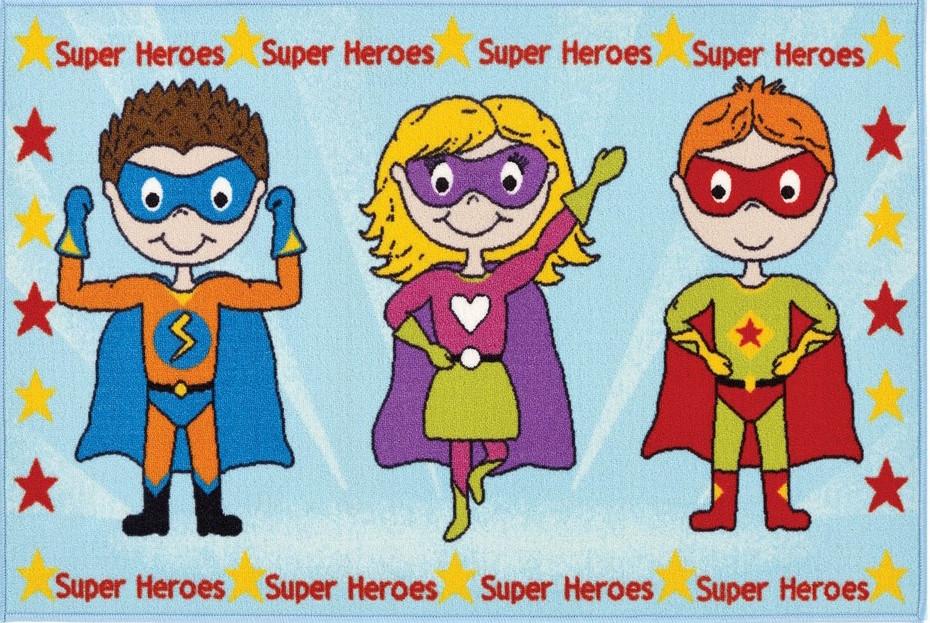 Bambino Superheroes