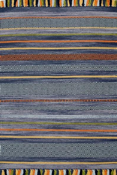 Stripe Charcoal