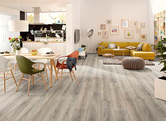 Egger 7mm 1056 Bardolino Grey Oak