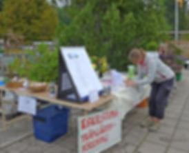 Presentation av Eskilstuna Trädgårdsförening