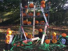 P is for #Pumpkin