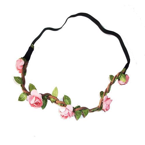 Delicate Boho Floral HeadBand