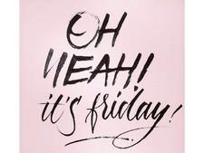 #FridayVibes