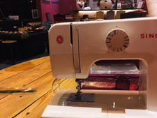 Monday Christmas Sewing Class #3