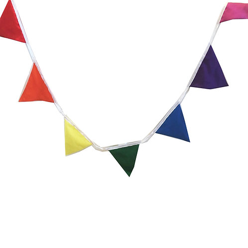 NHS and Key Worker Rainbow Bunting Packs or Ready Made