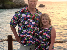 #FlamingoShirt
