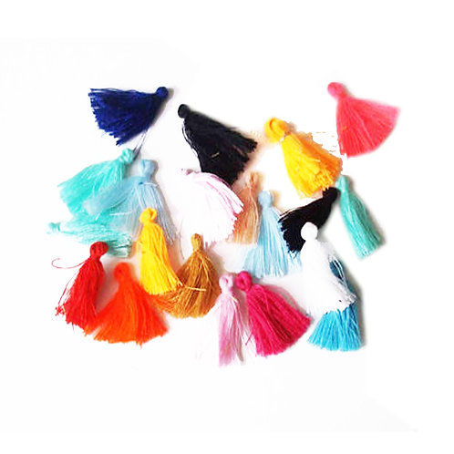 Mixed Pack of Loose Tassels
