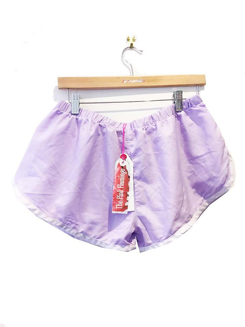 s12-14 Lilac Lightweight Sports Shorts