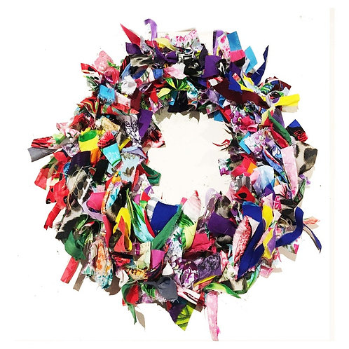 Made to Order Raggy Wreath S/M/L Non Festive