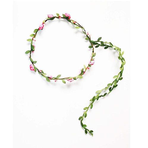 Pretty Pastel Floral Garland