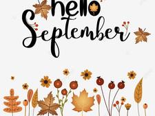 S is for #September