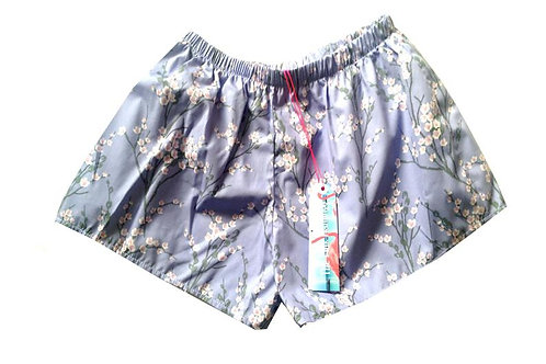 Size 6 - 8 Lilac Spring Bloom Basic Shorts front