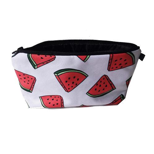 Retro Watermelon Make up Bag