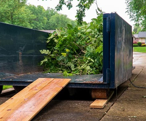Yard Waste Removal (Containers Available for Household Cleanups)