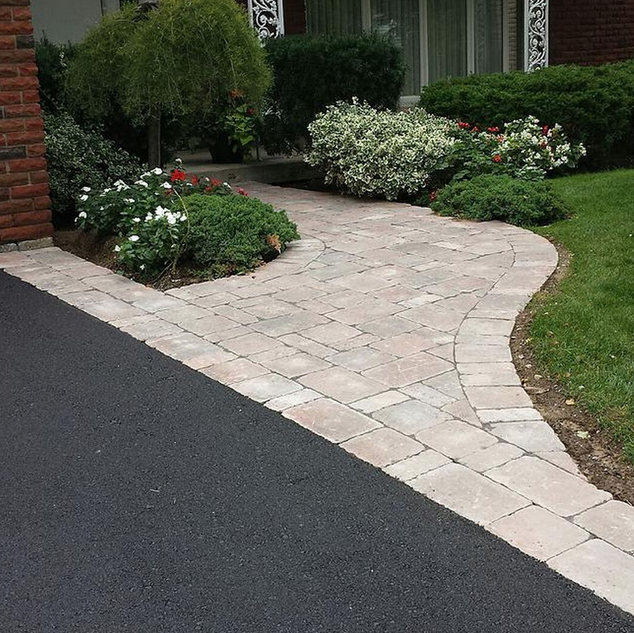 Restoring Edging on Pavers, Walkways & Patios