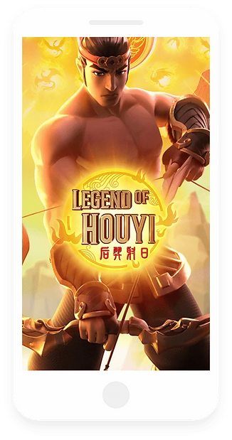PGslot Legend of Hou Yi