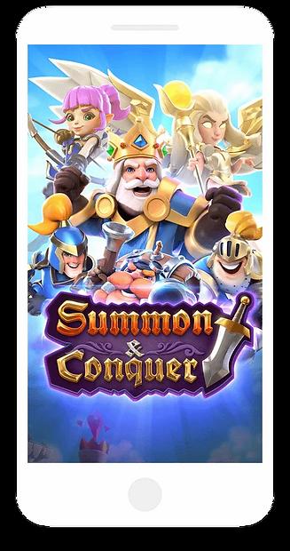 PGSLOT Summon Conquer.webp