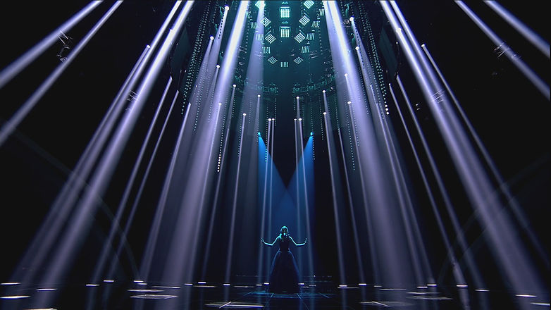 JJ Marotte won the Best Lighting Award at the Eurovision Song Contest 2017