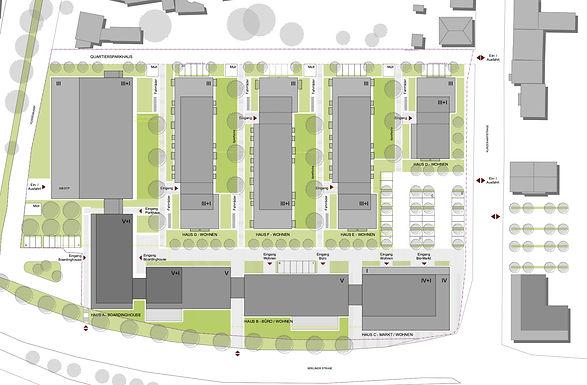 Wohnquartier Berliner Straße soll im Frühjahr 2018 starten