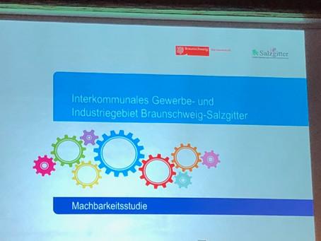 Mittelstand unterstützt Machbarkeitsstudie für Gewerbegebiet Braunschweig-Salzgitter