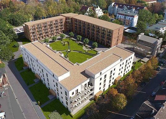 Wohnungen und Appartments im Eichtal geplant