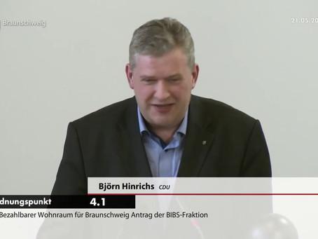 Bezahlbarer Wohnraum für Braunschweig
