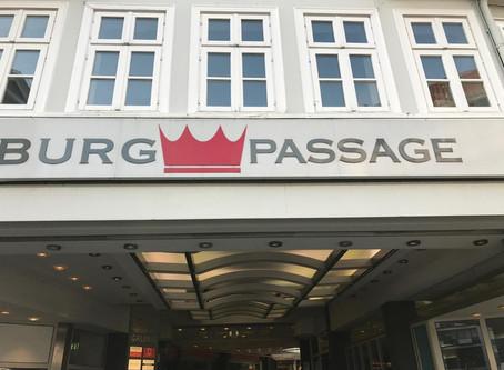 Burgpassage in Braunschweig bekommt neues Gesicht