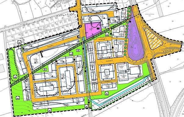 Grünes Licht für Baugebiet Stöckheim-Süd