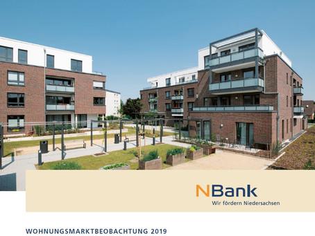 NBank veröffentlich Wohnungsmarktbericht – 7.200 Wohnungen braucht Braunschweig