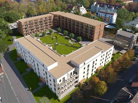 Spinnerstraße Bauanträge für 52 Wohnungen und ein neues Hotel eingereicht