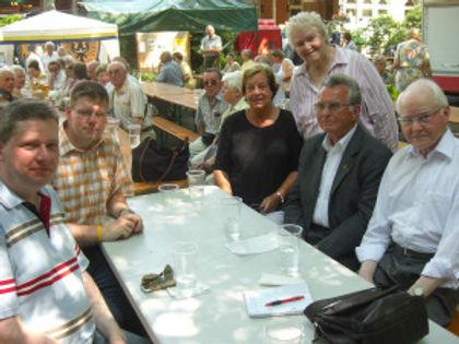 CDU bleibt Landsmannschaften treu