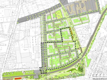 Nördliches Ringgebiet: 2. Bauabschnitt mit 500 Wohnungen beschlossen