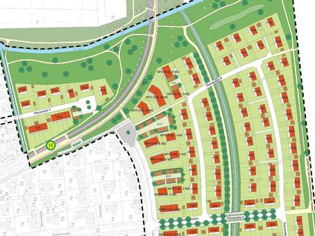 Baugebiet Trakehnenstraße: 1.12. ist Bürgerinfo