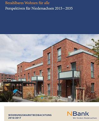 NBank veröffentlicht neuen Wohnungsmarktbericht 2017