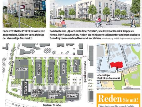 In 2018 rund 350 neue Wohnungen in Gliesmarode