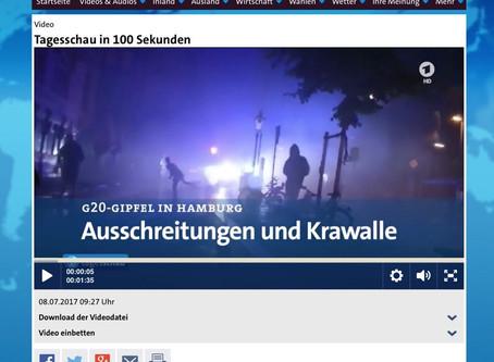 Gewalt ist eine Überraschung bei G20? Nicht wirklich…