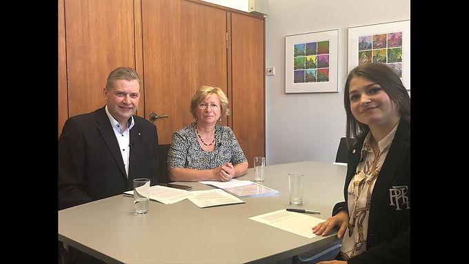 Stadt wird Vorreiter im Klimaschutz in Niedersachsen