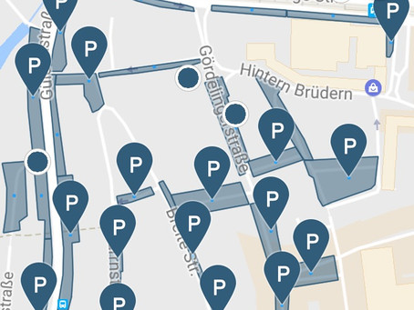 CDU-Initiative zum Handy-Parken wird umgesetzt