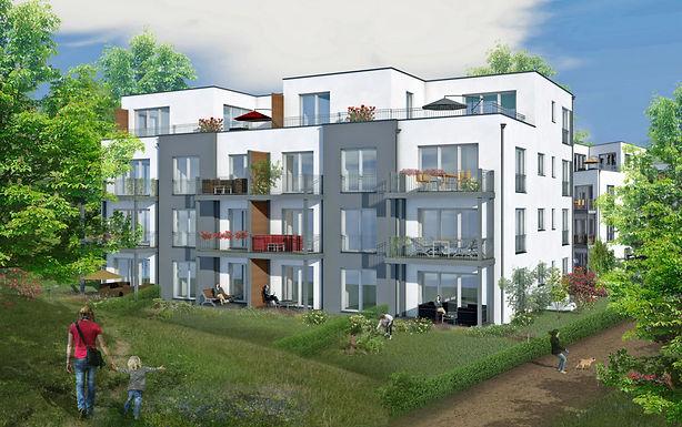 Heinrich der Löwe Kaserne: Vertrieb der Eigentumswohnungen beginnt