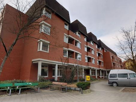 Korfesstraße: Wohnungen sollen Ende 2019 fertig werden