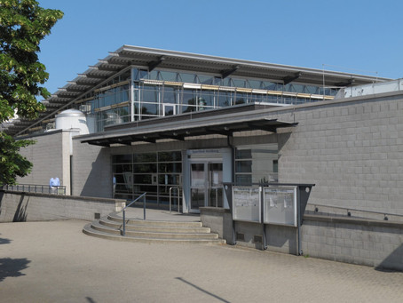 Hallenbad Heidberg wird erneuert