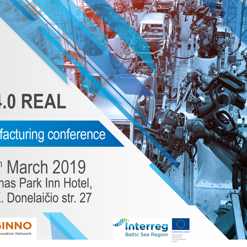DIGINNO conference Industry 4.0