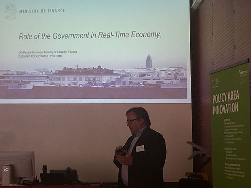 Enhancing Nordic-Baltic Region's Leadership in Real Time Economy