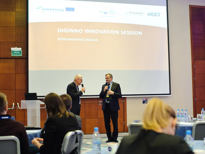 DIGINNO Innovation Session – session with the Time Economic Forum