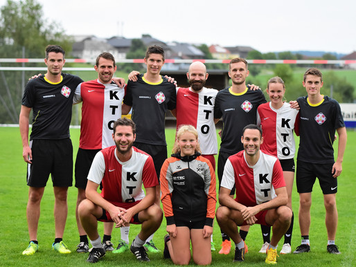 """""""KTO"""" ist Faustball Ortsmeister 2019"""