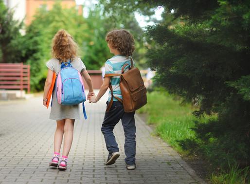 Bereid je kinderen voor op het nieuwe schooljaar