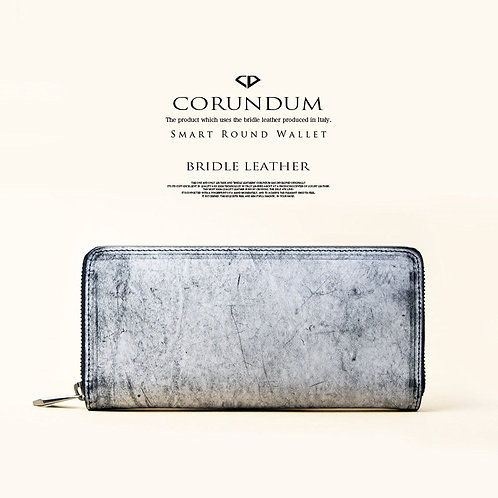 Smart Round Wallet:Bridle