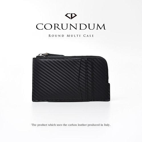 Round Multi Case:Carbon